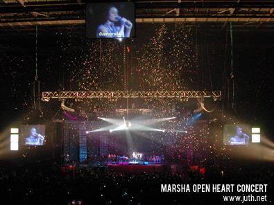 Marsha's Concert